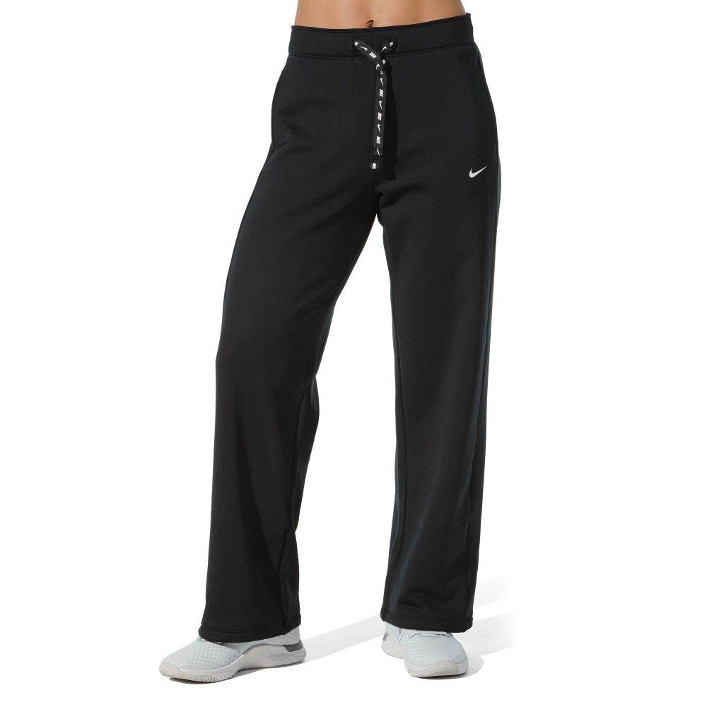 ナイキ Nike レディース スウェット・ジャージ ボトムス・パンツ【Therma Fleece Training Pants】Black