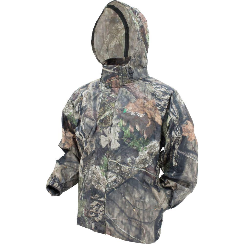 フロッグトッグス frogg toggs メンズ レインコート アウター【Classic Pro Action Rain Jacket】Mossy Oak Country