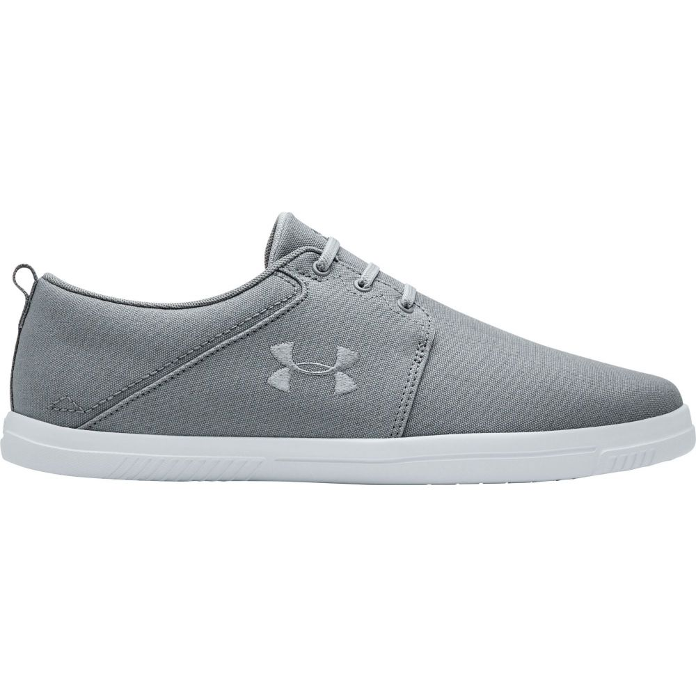 アンダーアーマー Under Armour メンズ スニーカー シューズ・靴【Street Encounter IV Recovery Shoes】White/Grey