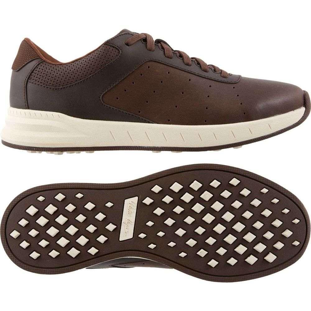 ウォルターヘーゲン Walter Hagen メンズ ゴルフ シューズ・靴【Course Casual Golf Shoes】Brown