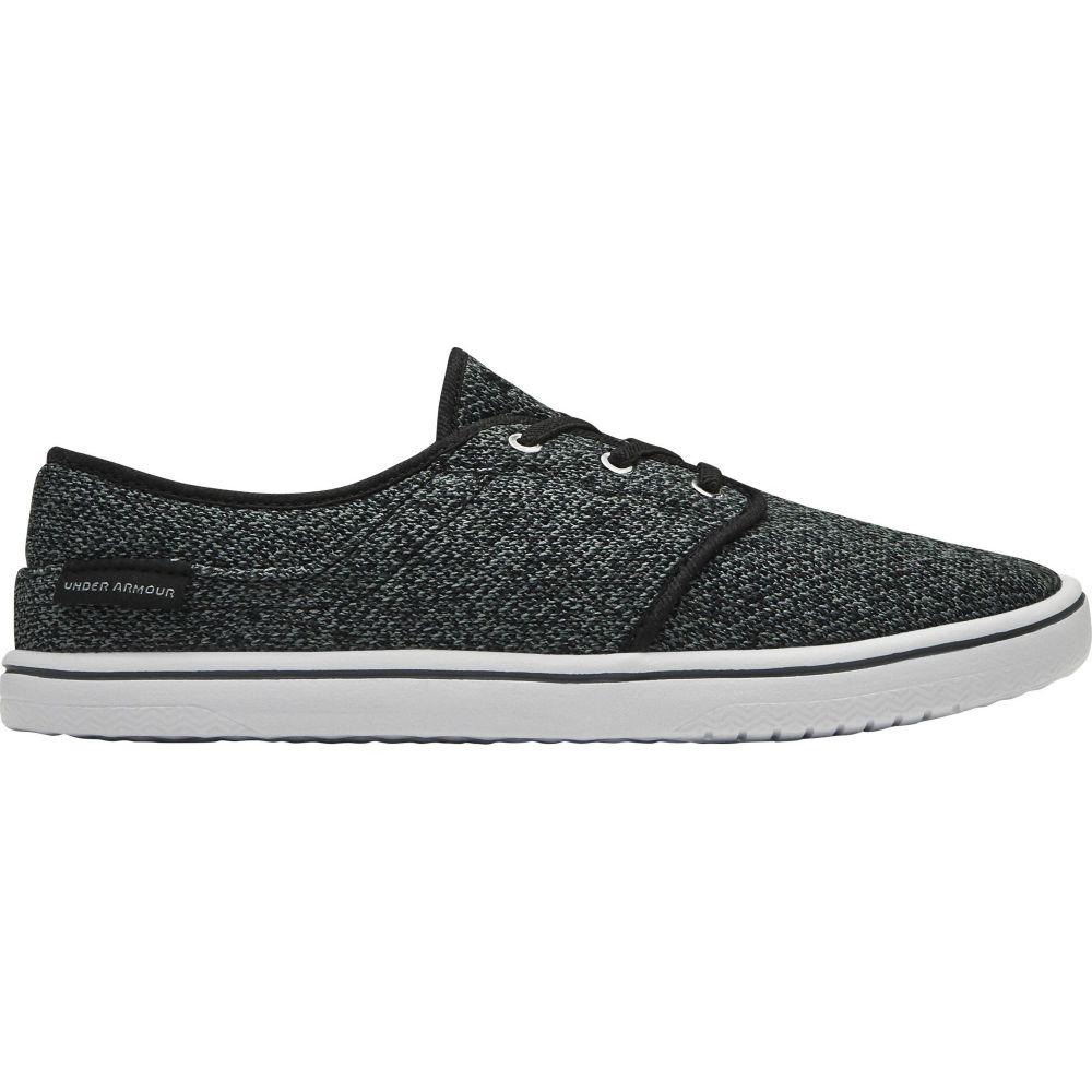 アンダーアーマー Under Armour レディース スニーカー シューズ・靴【Street Encounter Recovery Shoes】Black/White
