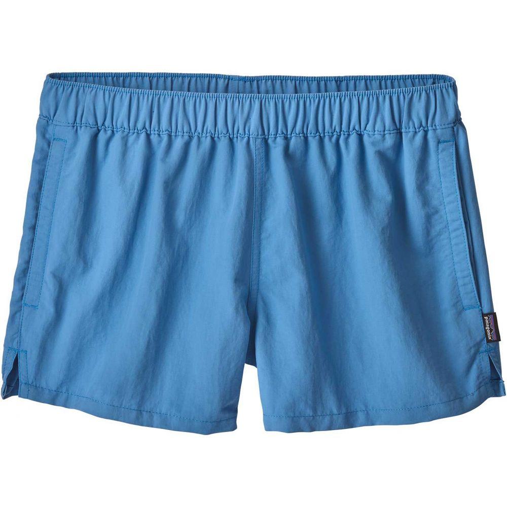 パタゴニア Patagonia レディース ショートパンツ ボトムス・パンツ【Barely Baggies Shorts】Port Blue