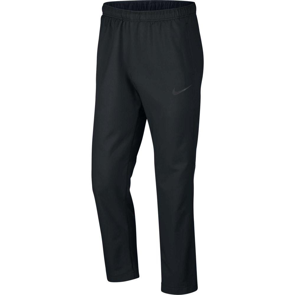 ナイキ Nike メンズ フィットネス・トレーニング ボトムス・パンツ【Dry Woven Team Training Pants (Regular and Big & Tall)】Black/Black