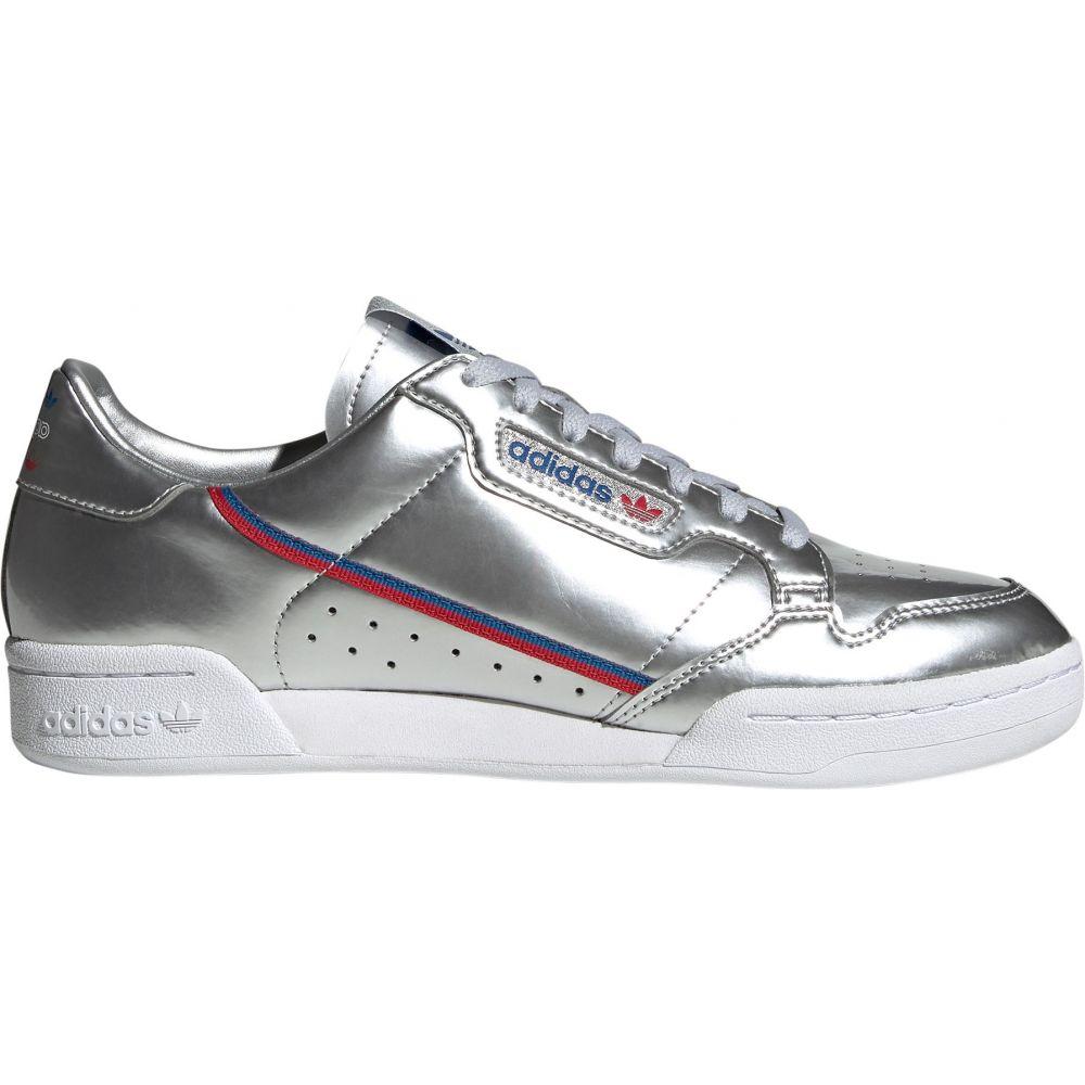 アディダス adidas メンズ スニーカー シューズ・靴【Continental 80 Shoes】Silver/White