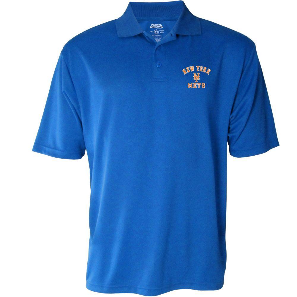 スティッチーズ Stitches メンズ ポロシャツ トップス【New York Mets Polo】