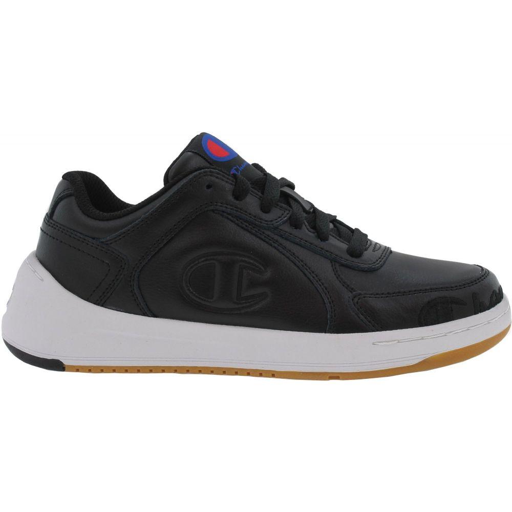 チャンピオン Champion レディース シューズ・靴 【Super C Court Low Shoes】Black/White
