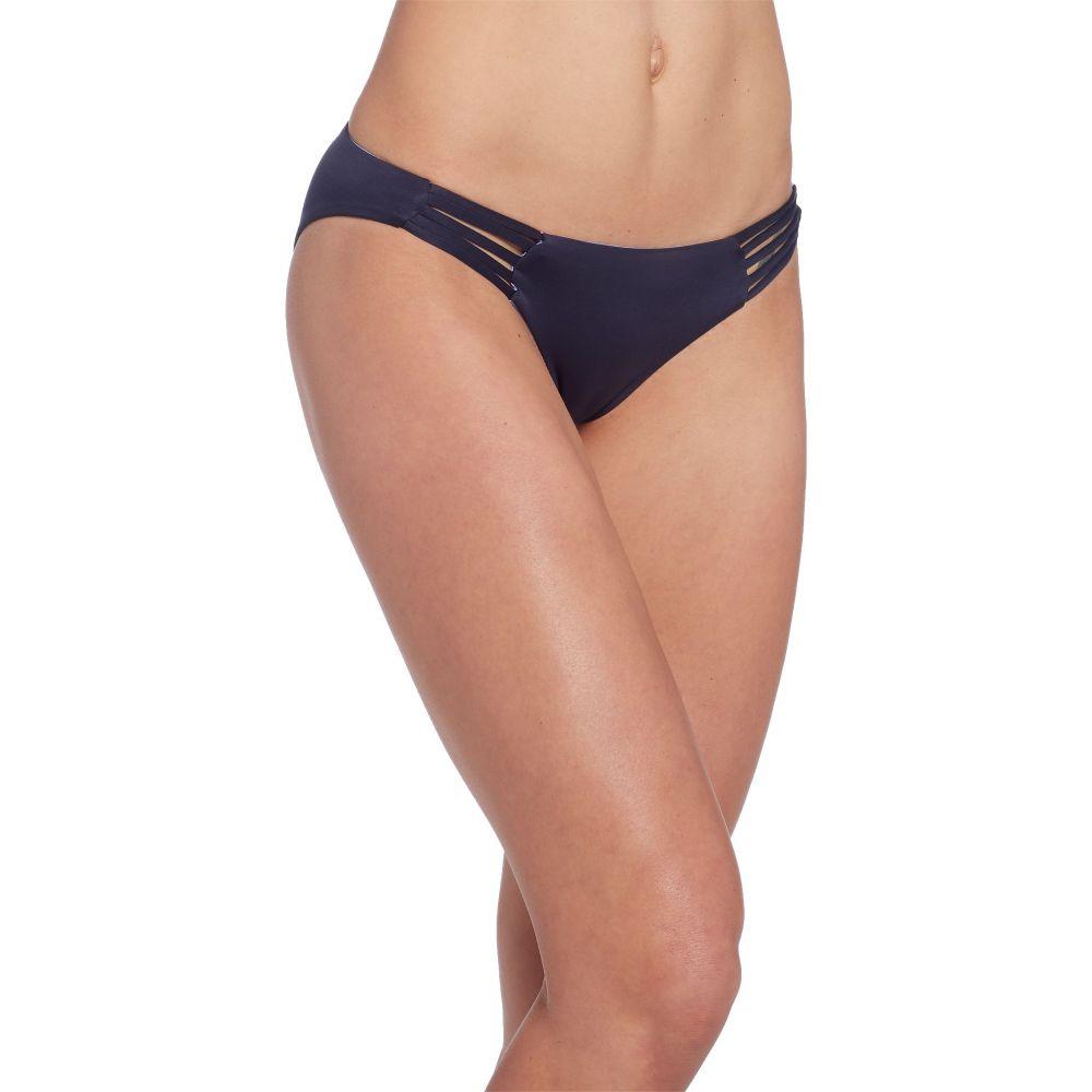 パタゴニア Patagonia レディース ボトムのみ 水着・ビーチウェア【Reversible Seaglass Bay Bikini Bottoms】New Navy
