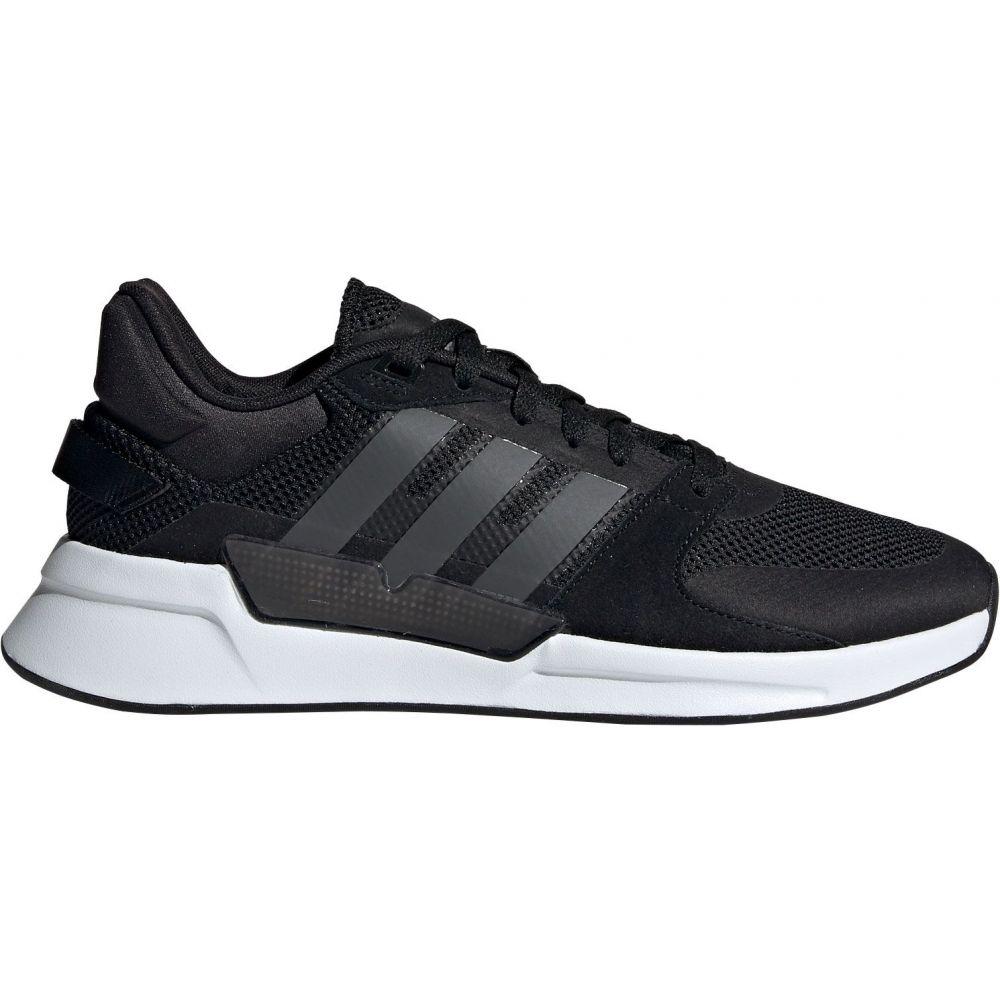 アディダス adidas メンズ スニーカー シューズ・靴【Run 90s Shoes】Black/Grey