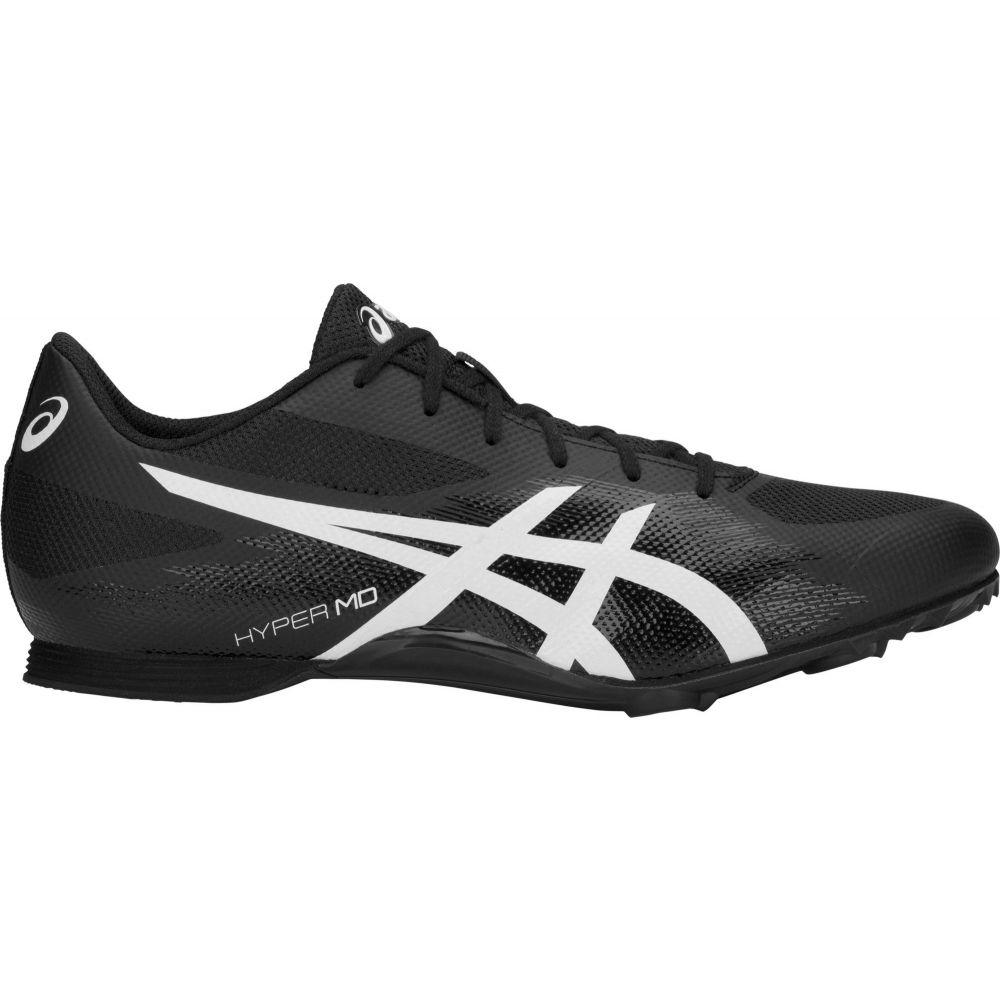 アシックス ASICS メンズ 陸上 シューズ・靴【Hyper MD 7 Track and Field Shoes】Black/White