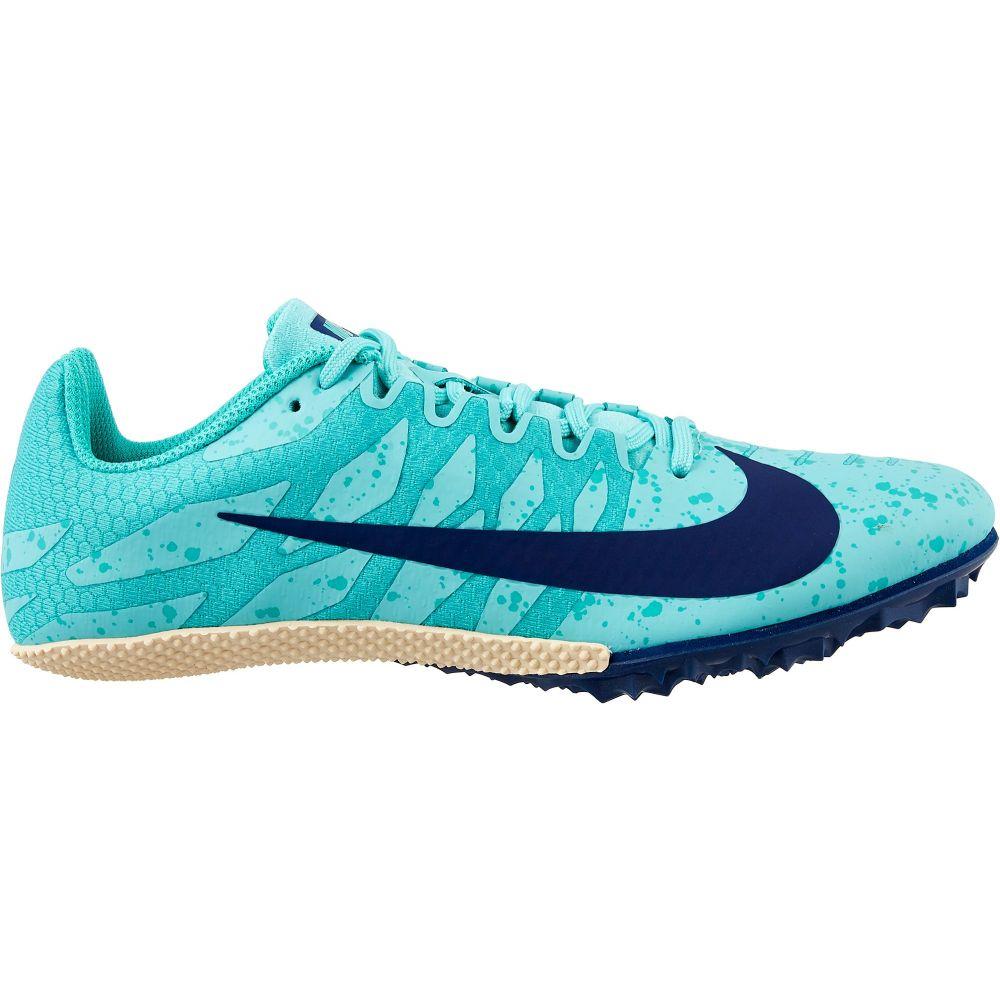 ナイキ Nike レディース 陸上 シューズ・靴【Zoom Rival S 9 Track and Field Shoes】Blue/Blue