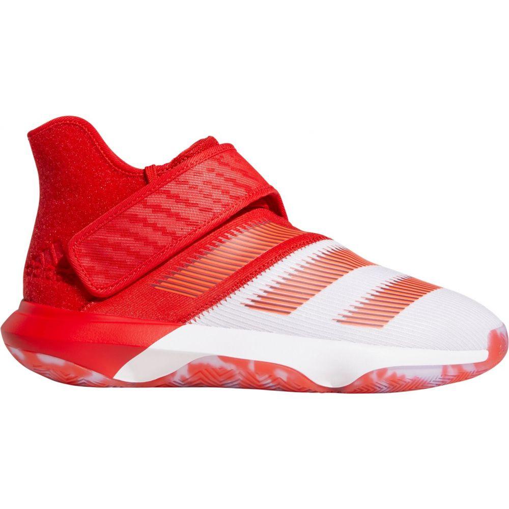 アディダス adidas メンズ バスケットボール シューズ・靴【Harden B/E 3 Basketball Shoes】Red/White