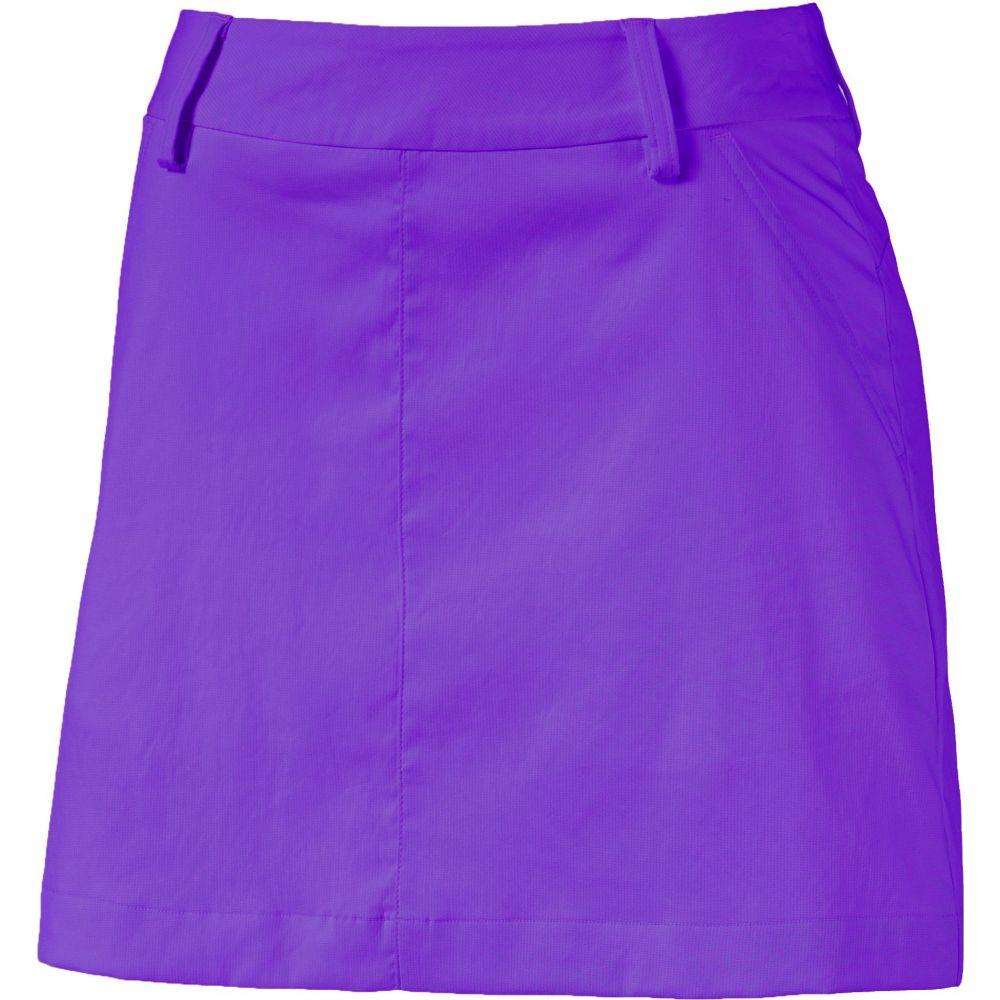 プーマ PUMA レディース ゴルフ スカート ボトムス・パンツ【Pounce Golf Skort】Royal Purple