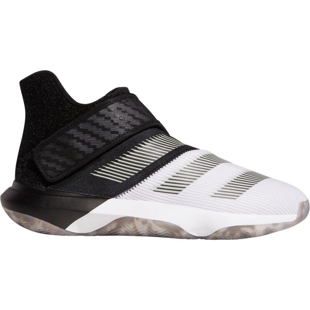 アディダス adidas メンズ バスケットボール シューズ・靴【Harden B/E 3 Basketball Shoes】White/Glow Green