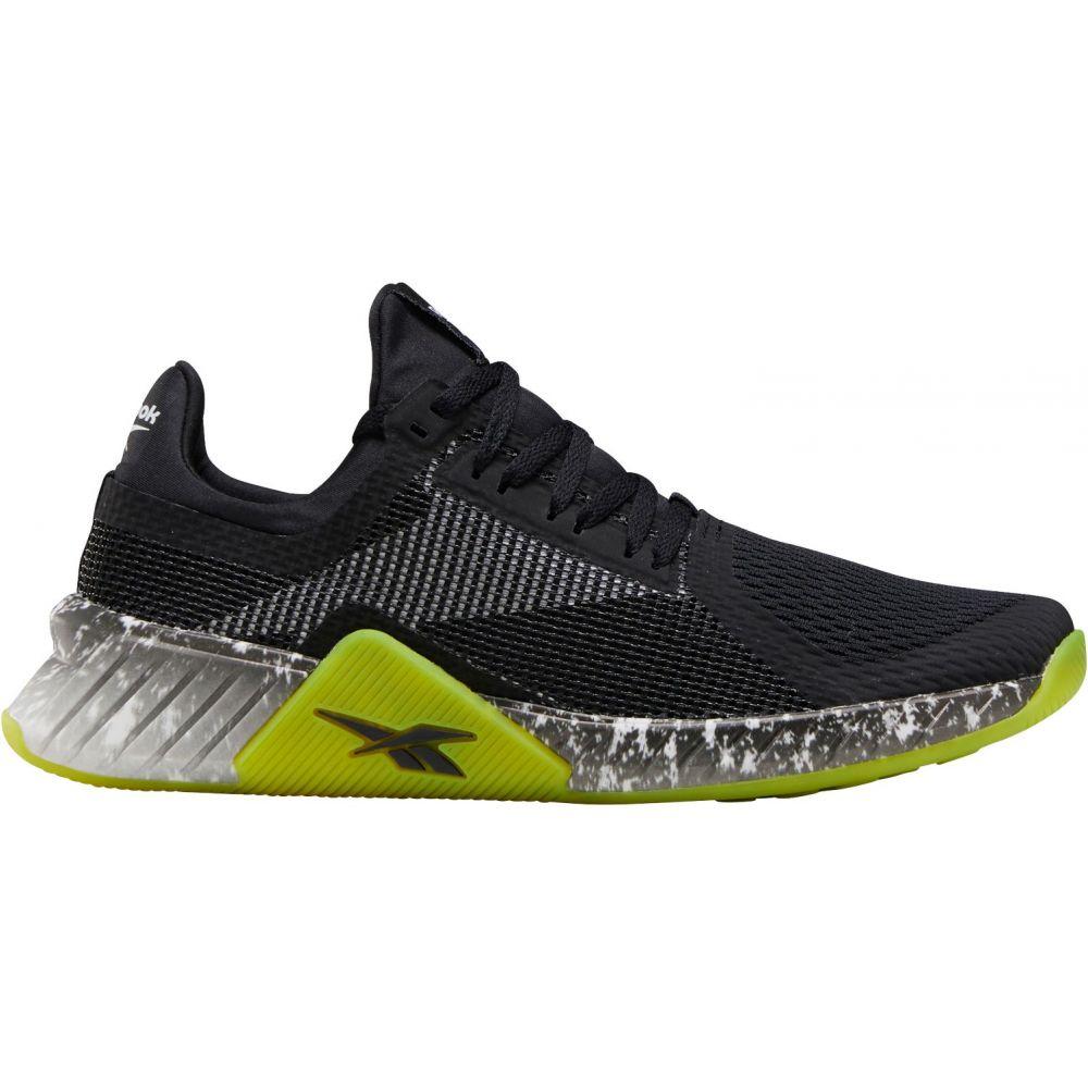リーボック Reebok メンズ フィットネス・トレーニング シューズ・靴【Flashfilm Training Shoes】Black/Yellow