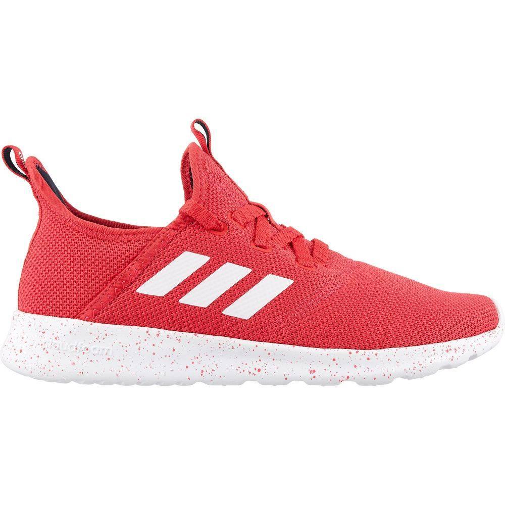 アディダス adidas レディース スニーカー シューズ・靴【Cloudfoam Pure Shoes】Red Coral/White