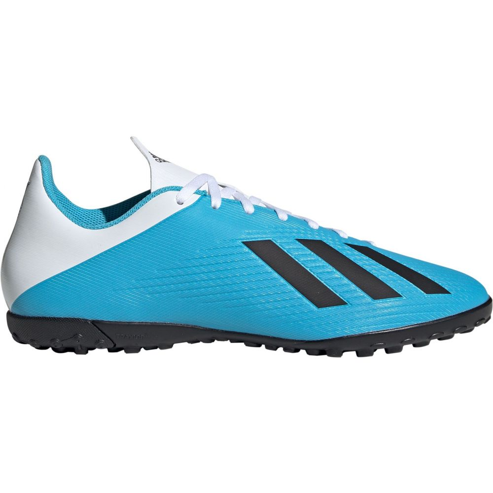 アディダス adidas メンズ サッカー スパイク シューズ・靴【X 19.4 Turf Soccer Cleats】Blue/White