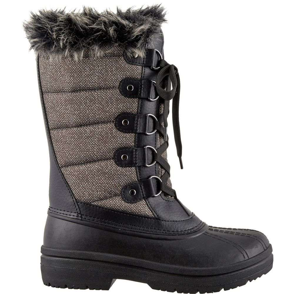DSG レディース ブーツ ウインターブーツ シューズ・靴【Powder 200g Winter Boots】Grey