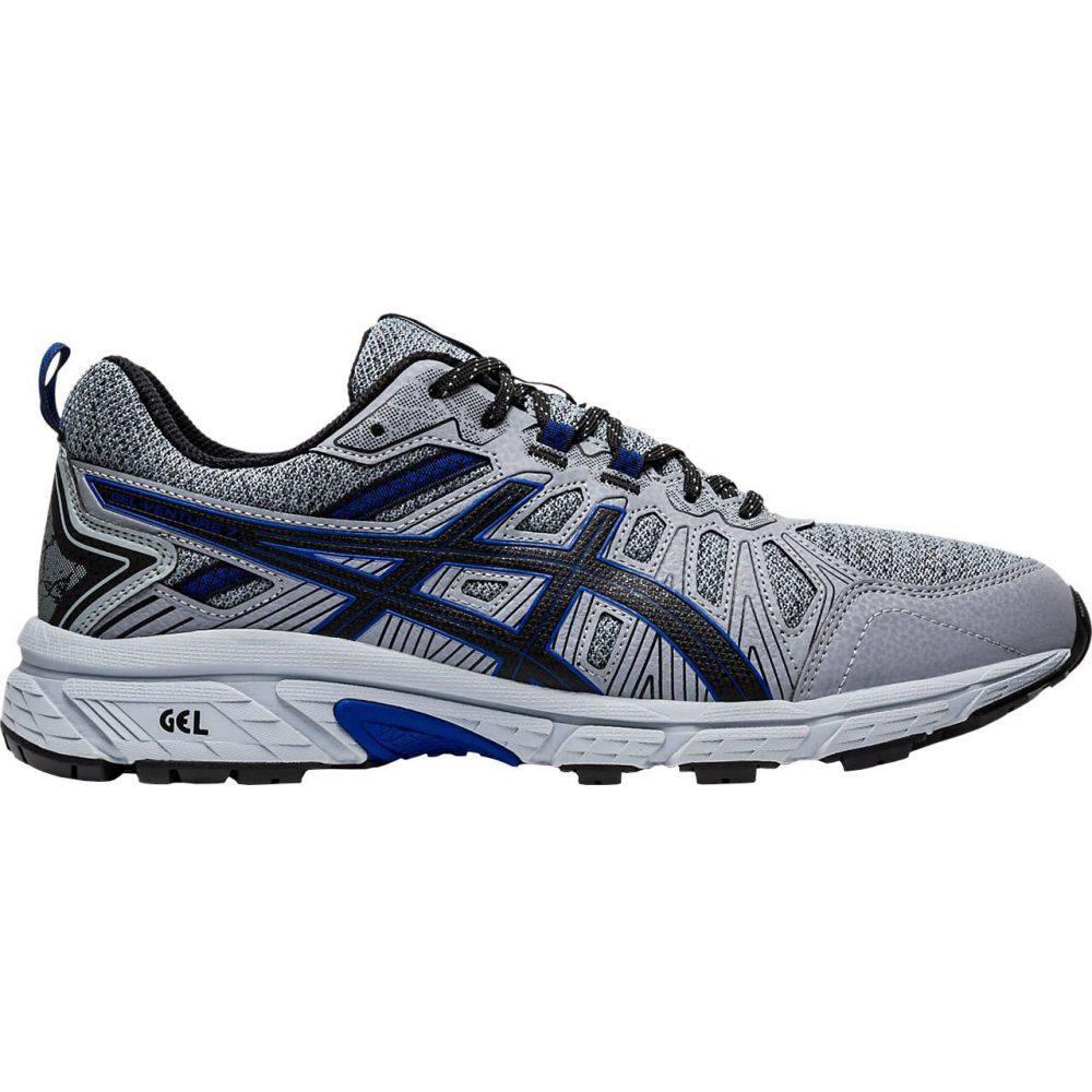アシックス ASICS メンズ ランニング・ウォーキング シューズ・靴【GEL-Venture 7 MX Trail Running Shoes】Grey/Blue