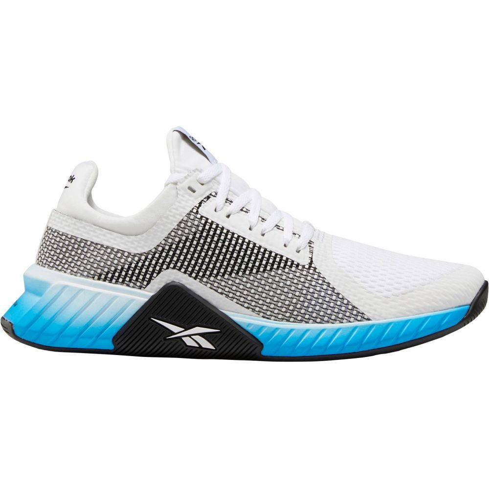 リーボック Reebok メンズ フィットネス・トレーニング シューズ・靴【Flashfilm Training Shoes】White/Blue