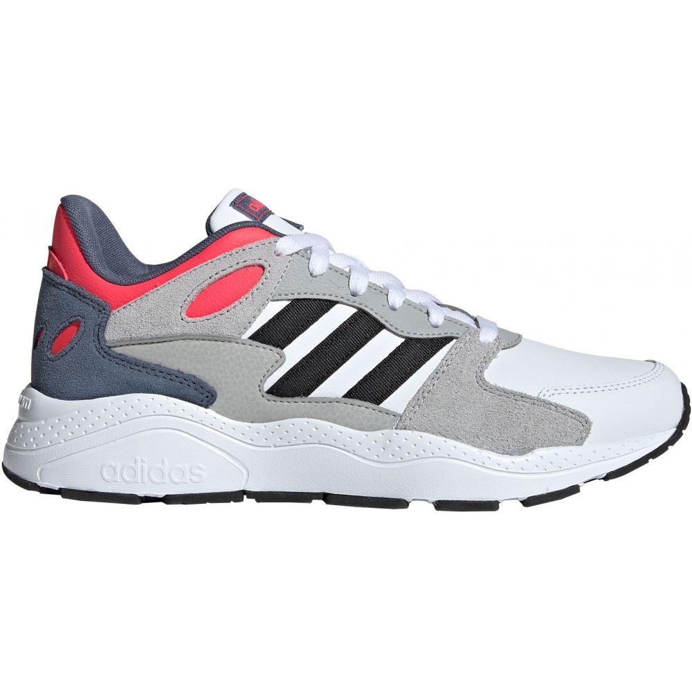 アディダス adidas メンズ スニーカー シューズ・靴【Chaos Shoes】White/Shock Red