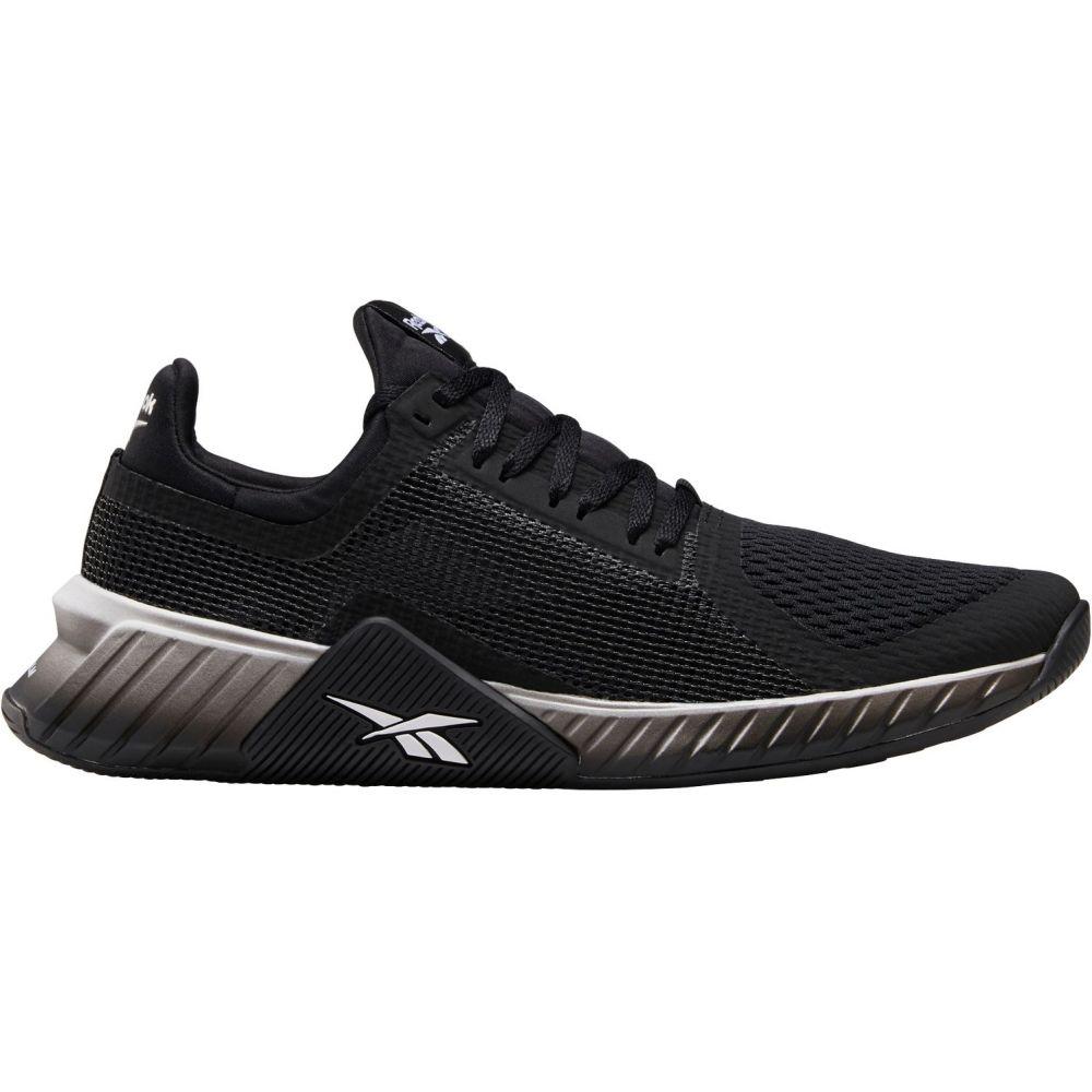 リーボック Reebok メンズ フィットネス・トレーニング シューズ・靴【Flashfilm Training Shoes】Black/White/Grey