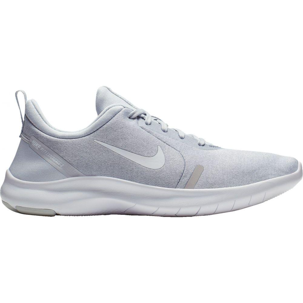ナイキ Nike レディース ランニング・ウォーキング シューズ・靴【Flex Experience RN 8 Running Shoes】White/Pure Platinum