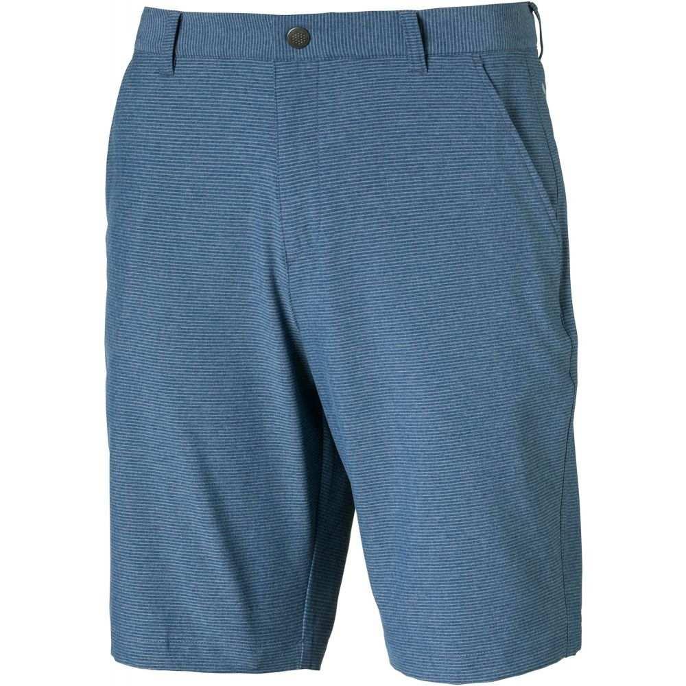 プーマ PUMA メンズ ゴルフ ショートパンツ ボトムス・パンツ【Marshal Golf Shorts】Gibraltar Sea