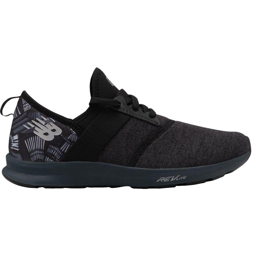 ニューバランス New Balance レディース ランニング・ウォーキング シューズ・靴【Fuel Core NERGIZE Print Walking Shoes】Black Printed
