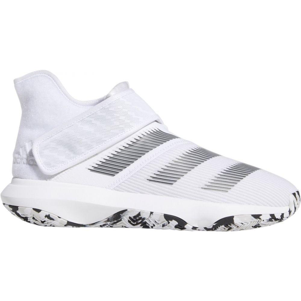 アディダス adidas メンズ バスケットボール シューズ・靴【Harden B/E 3 Basketball Shoes】White/Black