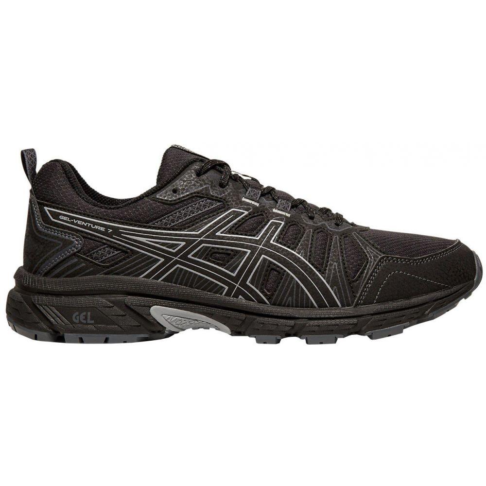 アシックス ASICS メンズ ランニング・ウォーキング シューズ・靴【GEL-Venture 7 Trail Running Shoes】Black/Grey