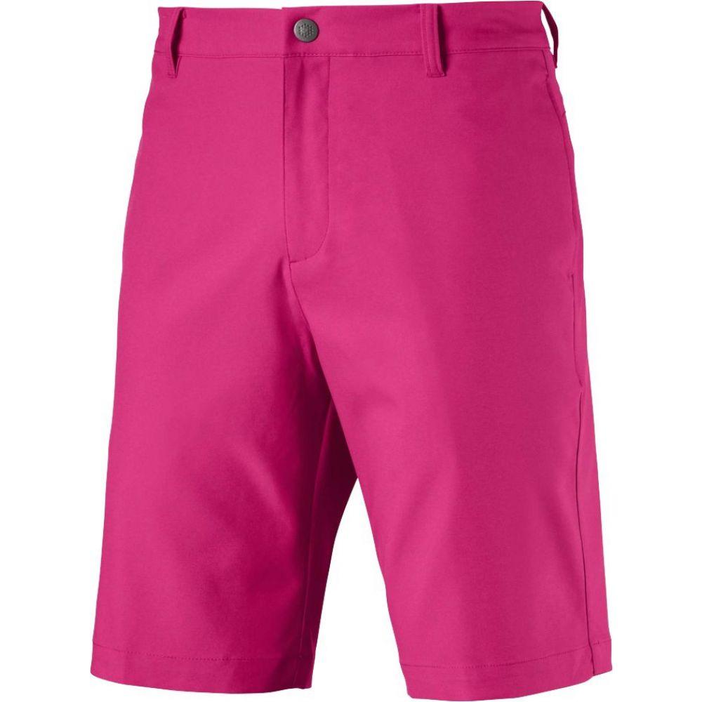 プーマ PUMA メンズ ゴルフ ショートパンツ ボトムス・パンツ【Jackpot Golf Shorts】Fuchsia Purple