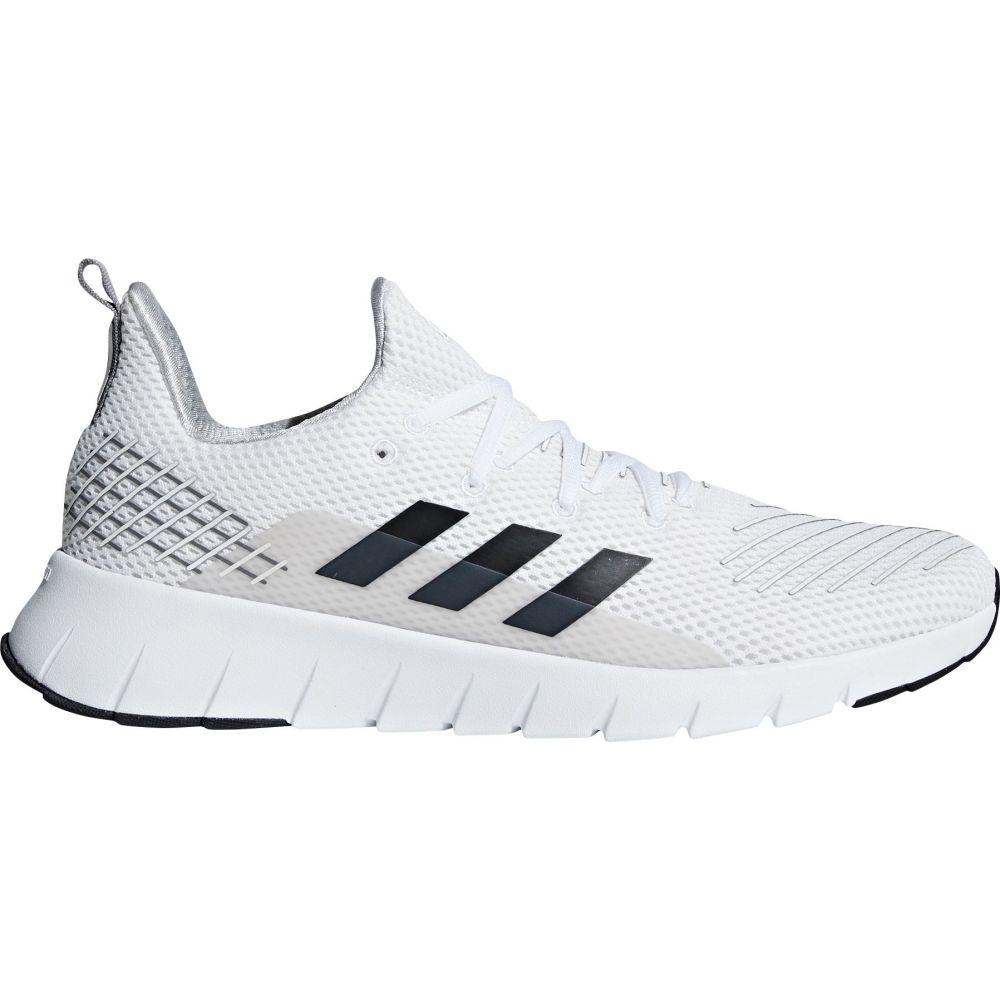 アディダス adidas メンズ ランニング・ウォーキング シューズ・靴【Asweego Running Shoes】White/Black
