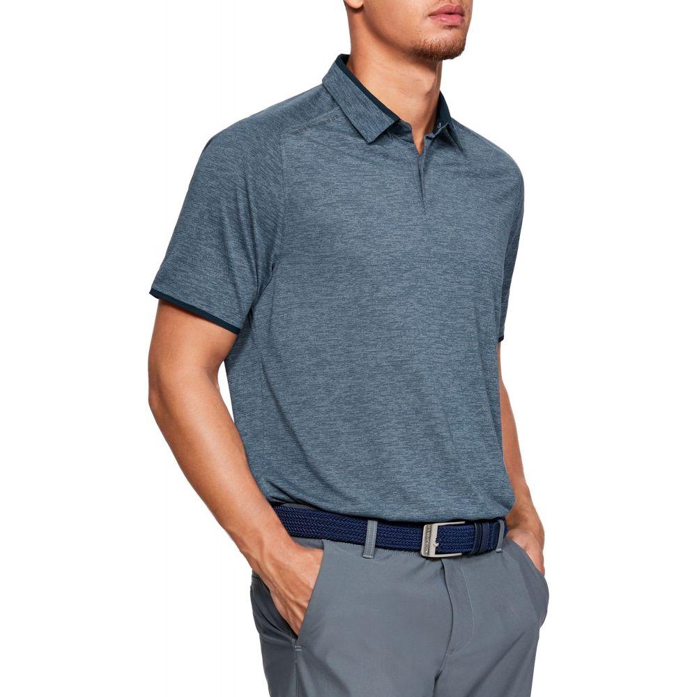 アンダーアーマー Under Armour メンズ ゴルフ ポロシャツ トップス【Vanish Golf Polo】Academy