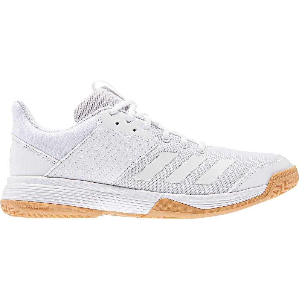 アディダス adidas レディース バレーボール シューズ・靴【Ligra 6 Volleyball Shoes】White/Gum