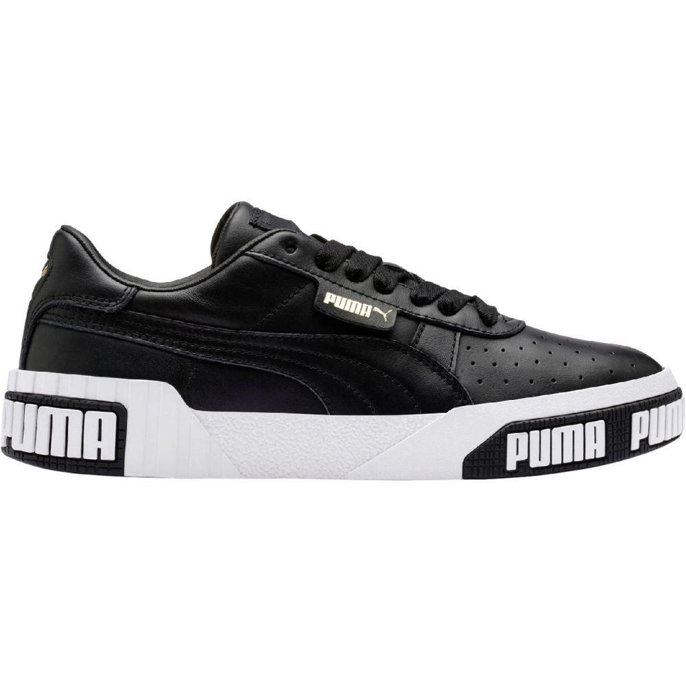 プーマ PUMA レディース シューズ・靴 【Cali Bold Shoes】Black/Metallic Gold