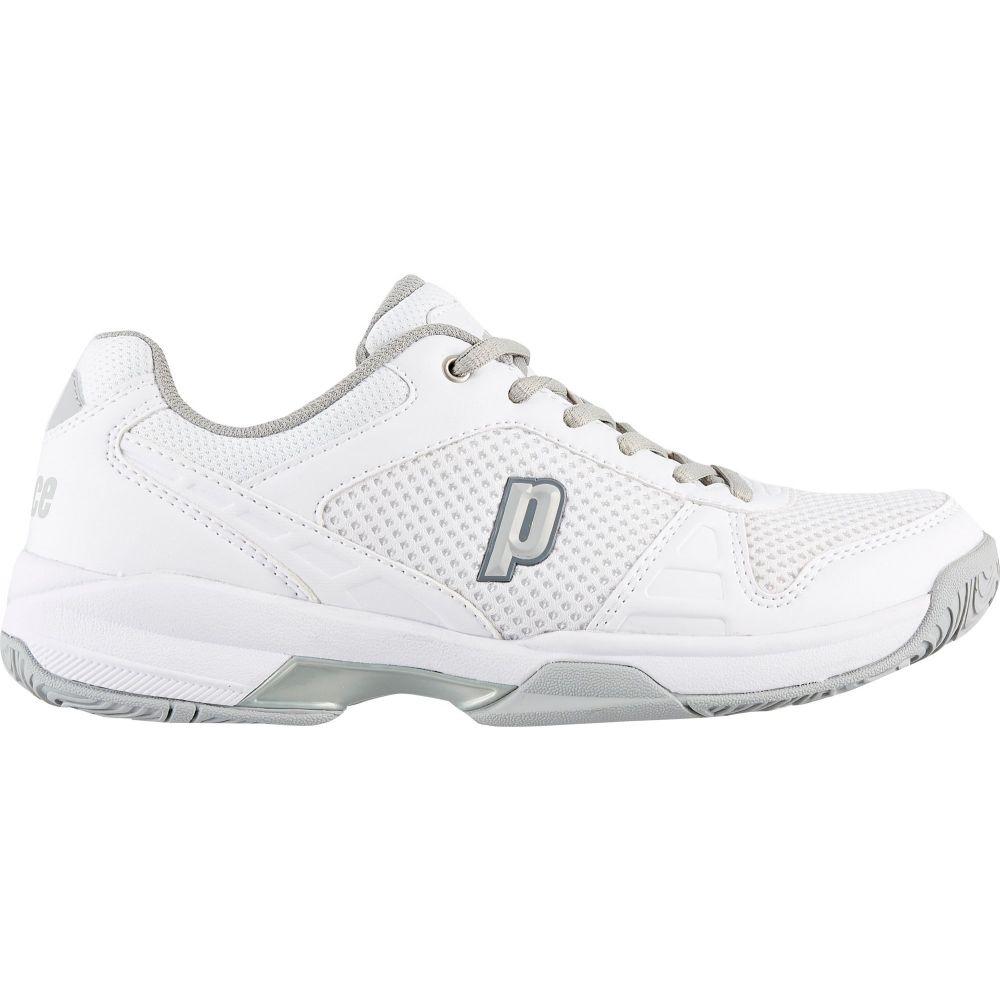 プリンス Prince レディース テニス シューズ・靴【Advantage Lite Tennis Shoes】White
