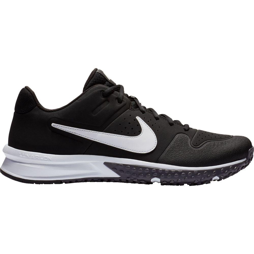 ナイキ Nike メンズ 野球 スパイク シューズ・靴【Alpha Huarache Varsity Turf Baseball Cleats】Black/Grey