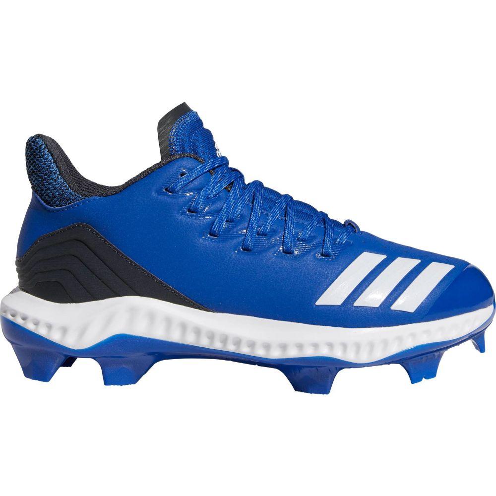 アディダス adidas レディース 野球 スパイク シューズ・靴【Icon Bounce Softball Cleats】Blue/White