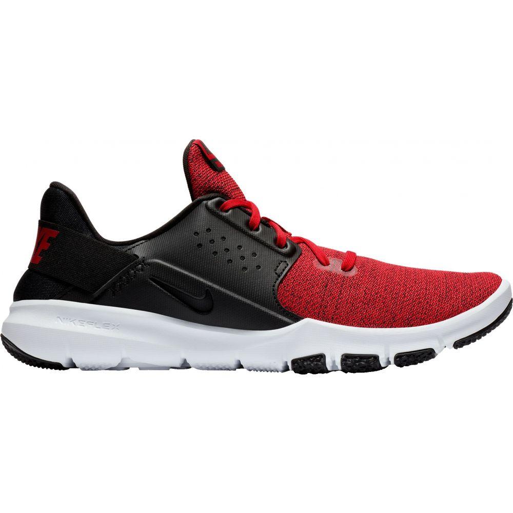 ナイキ Nike メンズ フィットネス・トレーニング シューズ・靴【Flex Control 3 Training Shoes】Red/Black