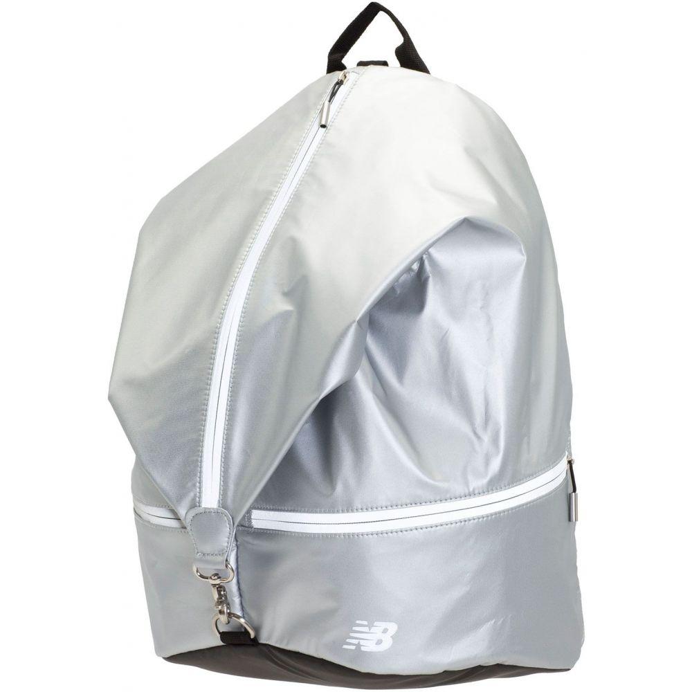 ニューバランス New Balance レディース バックパック・リュック バッグ【Performance Backpack】Silver