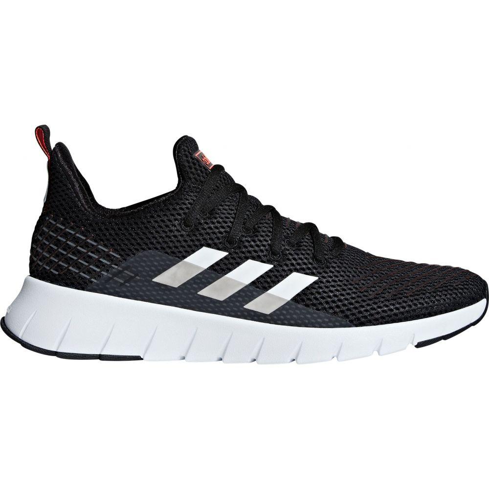 アディダス adidas メンズ ランニング・ウォーキング シューズ・靴【Asweego Running Shoes】Black/White
