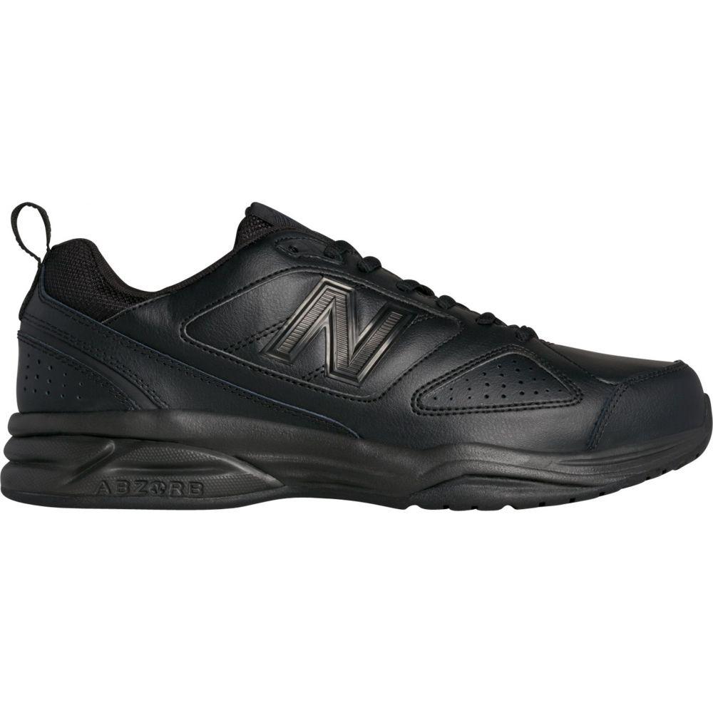 ニューバランス New Balance メンズ フィットネス・トレーニング シューズ・靴【623v3 Training Shoes】Black
