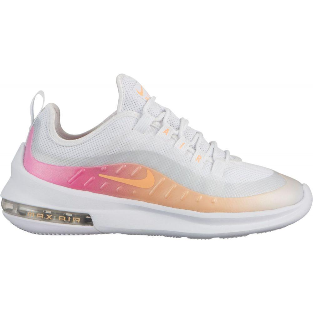 ナイキ Nike レディース スニーカー エアマックス シューズ・靴【Air Max Axis Shoes】White/Orange/Pink
