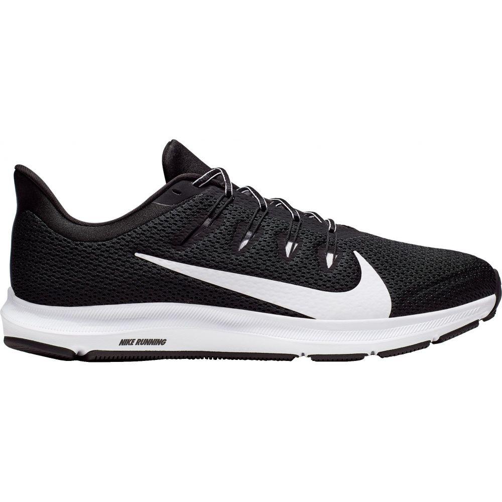 ナイキ Nike メンズ ランニング・ウォーキング シューズ・靴【Quest 2 Running Shoes】Black/White