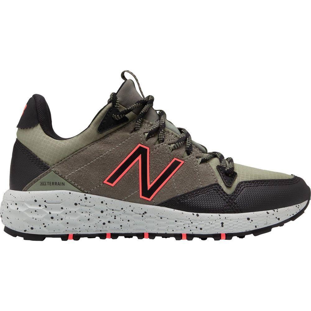 ニューバランス New Balance レディース ランニング・ウォーキング シューズ・靴【Crag V1 Fresh Foam Trail Running Shoes】Olive/Black