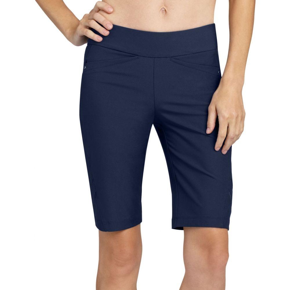 テイル Tail レディース ゴルフ ショートパンツ ボトムス・パンツ【Pull On Golf Shorts - Extended Sizes】Night