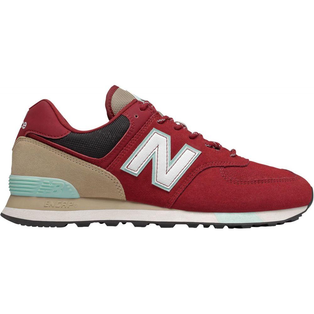 ニューバランス New Balance メンズ スニーカー シューズ・靴【574 v2 Shoes】Scarlet/Light Reef