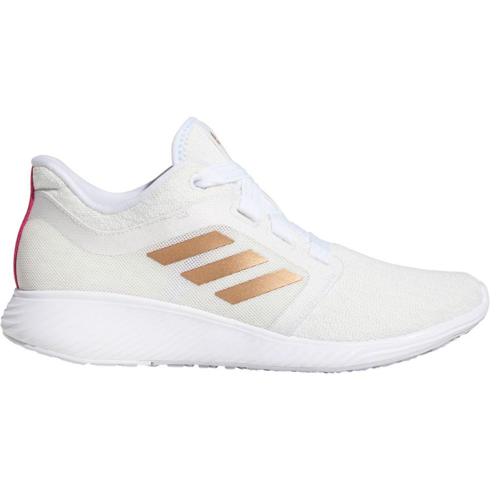 アディダス adidas レディース スニーカー シューズ・靴【Edge Lux 3 Shoes】White/Copper