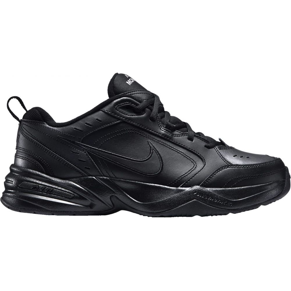 ナイキ Nike メンズ フィットネス・トレーニング シューズ・靴【Air Monarch IV Training Shoe】Black/Black