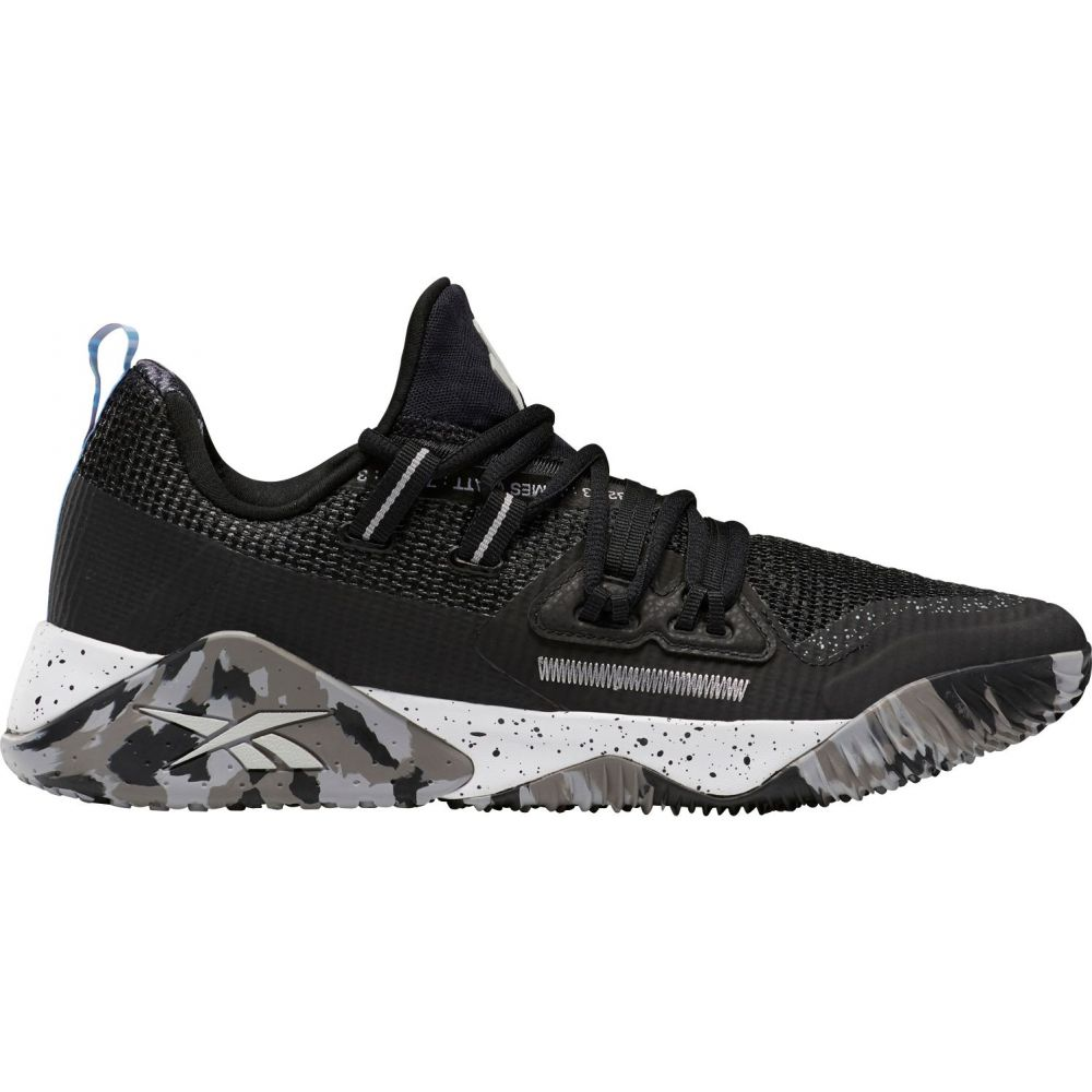 リーボック Reebok メンズ フィットネス・トレーニング シューズ・靴【JJ III Training Shoes】Black/Chalk